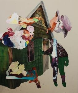 Manifestation2_2015_acrylique sur toile_152,5cmX 183cm